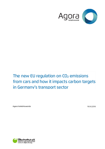 The new EU regulation on CO2 emissions from cars and how it