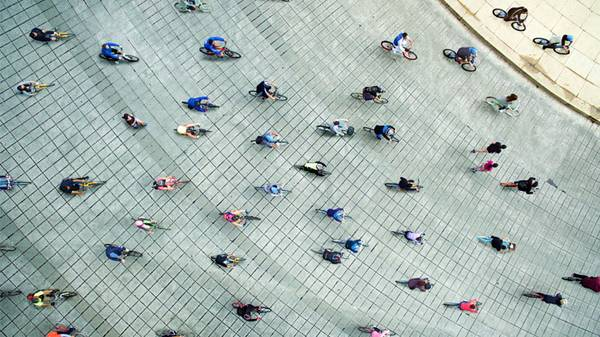 In cities, the mobility transition has already begun  -